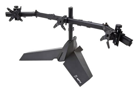 gallery xfx triple monitor stand