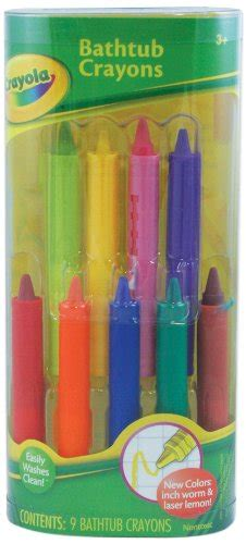 Crayola Bathtub Crayons Stained My Tub by Crayola Bathtub Easy Clean Crayons Low Cost Bath Toys