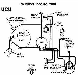 Need A Vacuum Diagram For An  U0026 39 85