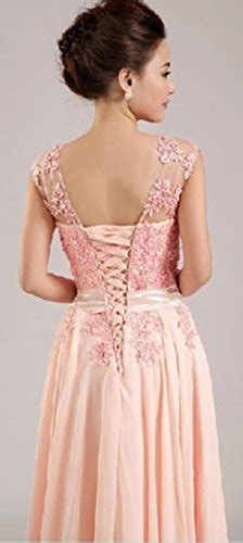 Aesthetic Official | Pink Long Formal Evening Prom Party Dress Bridesmaid Dresses Ball Gown New