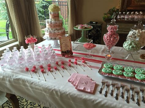 Beautiful Baby Shower by A Beautiful Shower For Baby Bacon Recipe 360