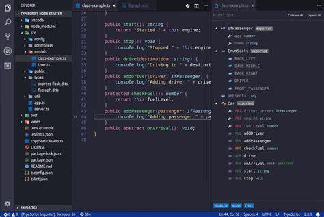 Code Navigator For Typescript