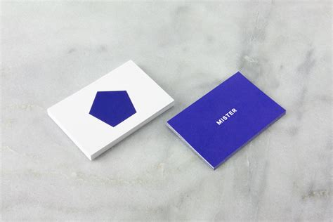New Brand Identity For Mister By Brief Buy Desk Business Card Holder Rotating Display Online Design Script Layout Etiquette Best Deals Sticker Holders Rules To Explain