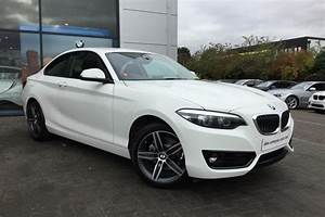Bmw Serie 2 Coupé : used 2017 bmw 2 series 218i sport 2dr nav for sale in ~ Melissatoandfro.com Idées de Décoration