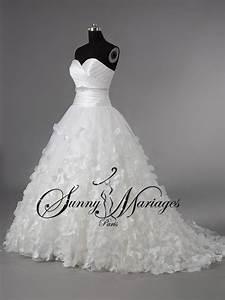 Robe a la mode robe mariee pas chere originale for Robe de mariée créateur pas cher