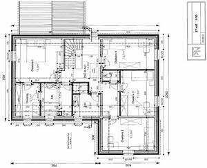 maison en l plan 4bhk5t sq ft servant room plan maison With wonderful plan de maisons gratuit 8 exemple plan maison plain pied plans amp maisons