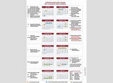 Gwinnett County School Calendar 201718