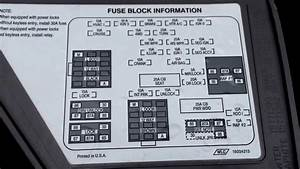 2014 Chevrolet Express 3500 Fuse Box  U2022 Wiring Diagram For Free