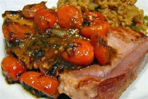 ham steaks recipe foodcom