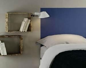 peindre une tete de lit directement sur le mur With peindre tete de lit mur