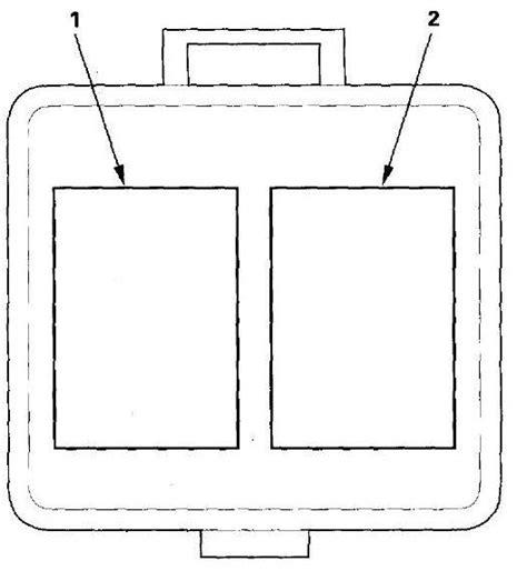 2006 Acura Tl Fuse Box by Acura Tl 2006 Fuse Box Diagram Auto Genius
