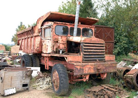 ccmv classic commercial motor vehicles dump trucks
