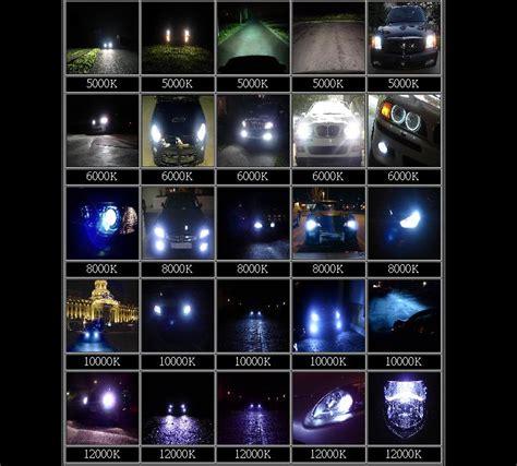 headlight color changer bi xenon headlight bulb change