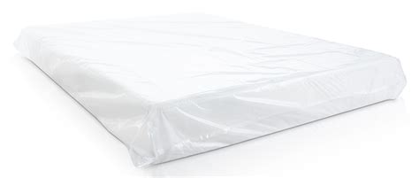 Linenspa Heavy Duty 6 Mil Mattress Bag For Moving, Storage