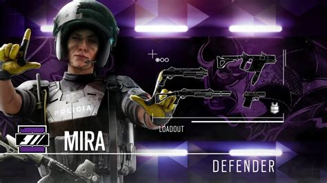 Mira And Jackal Weapons And Outfits