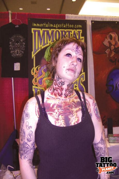 marked  life florida female tattoo artist expo