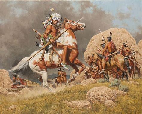 Frank Mccarthy Frank Mccarthy American Indian Decor