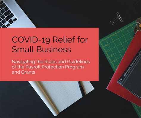 navigating covid  relief  small business seneca
