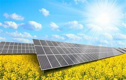 Solar Panels Power System Sun Wallpapers Natural