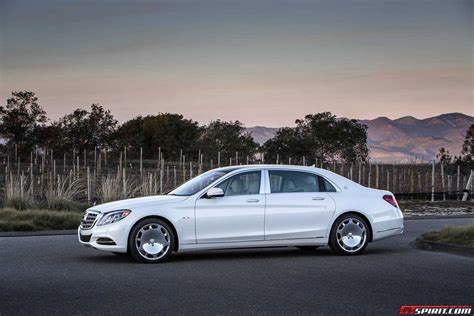 2016 Mercedes Maybach S600 Priced From 189 350 In The Us