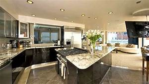 new kitchen design ideas dgmagnetscom With new home interior decorating ideas