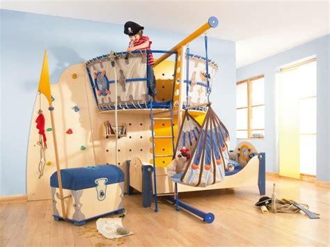 Kinderzimmer Ideen Bett by Kinderzimmer M 246 Bel Ideen Schiff Bett Pirate Room