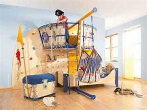 Möbel Für Kinderzimmer : kinderzimmer m bel ideen schiff bett pirate room pinterest bett schiffe und ~ Indierocktalk.com Haus und Dekorationen