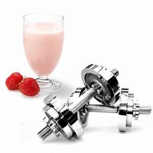 Протеиновый коктейль в домашних условиях при похудении