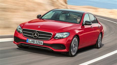 Here It Is The Brand New Mercedes Eclass  Top Gear