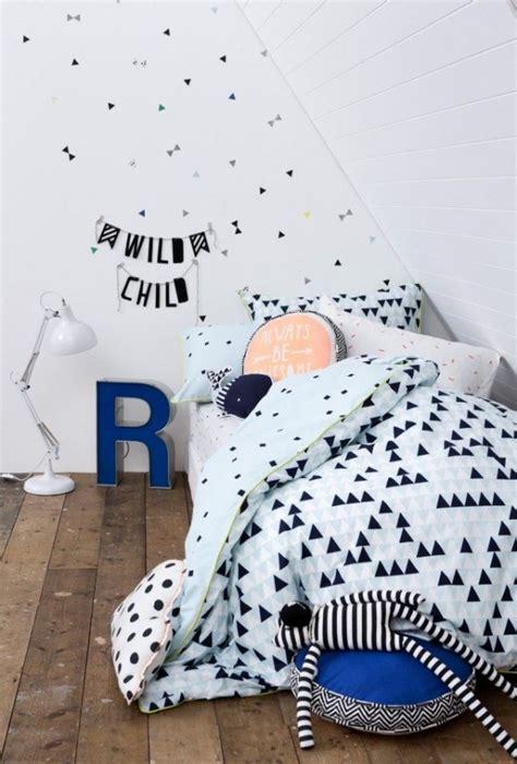Chambre Enfant En Noir Et Blanc  25 Idées à Copier