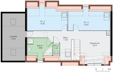les chambres d une maison maison familiale 5 dé du plan de maison familiale 5