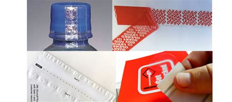 tamper evident  resistant packaging    choices