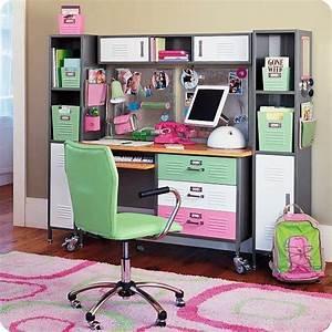 17 best ideas about teen girl desk on pinterest girl With cute teen desks