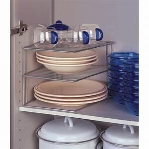 Etagere De Rangement Cuisine : les 25 meilleures id es concernant placard d 39 angle de ~ Premium-room.com Idées de Décoration