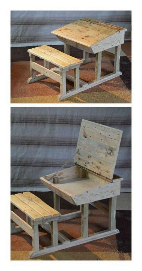 kids desk  wood palletsjpg  wooden pallet