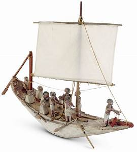 Ancient Egyptian Boats | Egyptian Boat Facts | DK Find Out