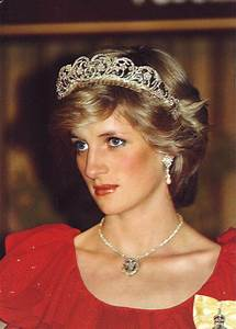 The World in Postcards - Sabine's Blog: Diana, Princess of ...