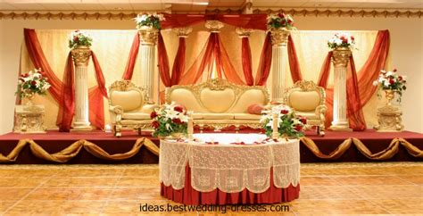 Indian Mehndi Stage Design & Decoration