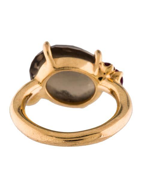 pomellato bahia pomellato bahia ring rings pom20893 the realreal
