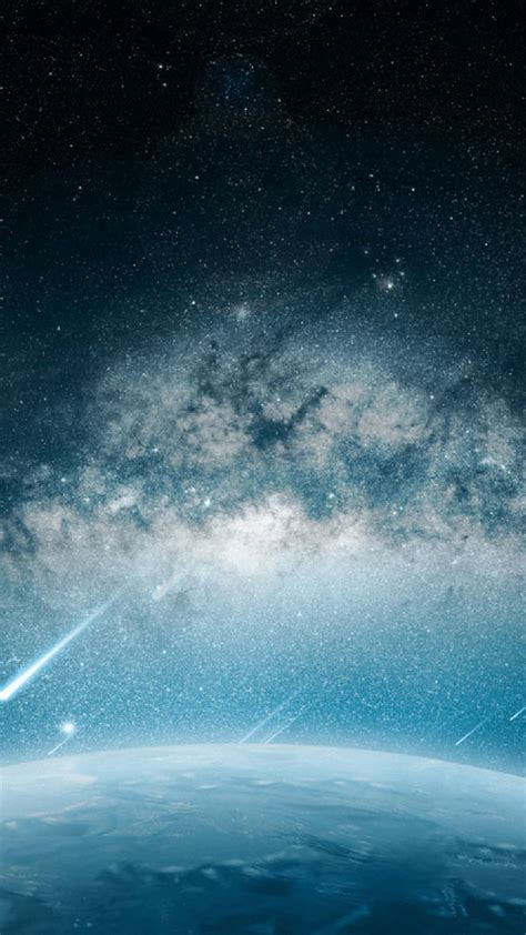 Car Wallpaper Galaxy S6 by Space Meteorite Planet Samsung Galaxy S6 S7