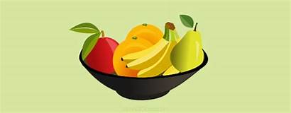 Clipart Fruit Bowl Fruits Eating Weight Lose