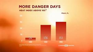 U.S. Faces Dramatic Rise in Extreme Heat, Humidity ...