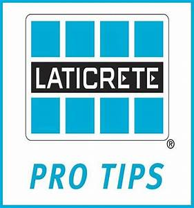Laticrete Grout Coverage Chart For Homeowners Laticrete