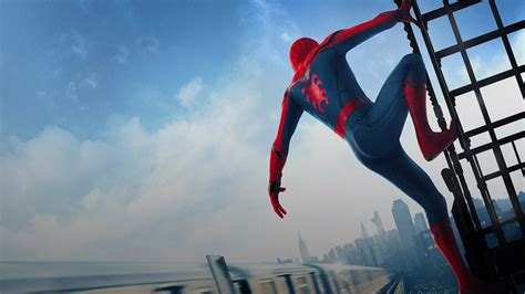 peter parker spider man homecoming  spider man