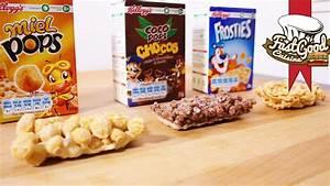 Boite A Cereale : recette facile et simple les barres de c r ales youtube ~ Teatrodelosmanantiales.com Idées de Décoration