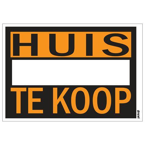 Huis Te Koop by Huis Promoties Myshopi