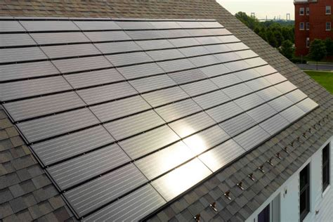 solar roof tiles shedding light on solar shingles