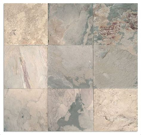 indian slate tile builddirect slate tile southern india indian autumn multi view
