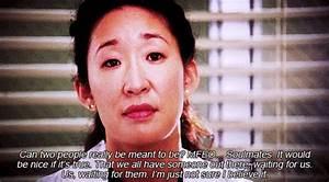 36 Times Cristi... Cristina Yang Cookie Quotes