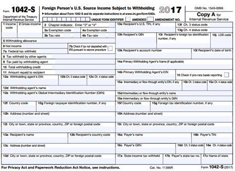 1042 s 2017 public documents 1099 pro wiki